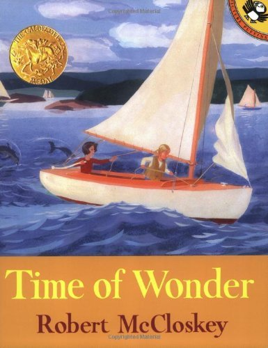 Robert Mccloskey Time Of Wonder
