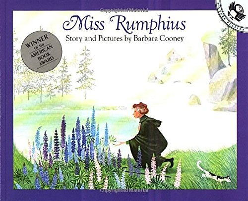 Barbara Cooney Miss Rumphius Story And Pictures