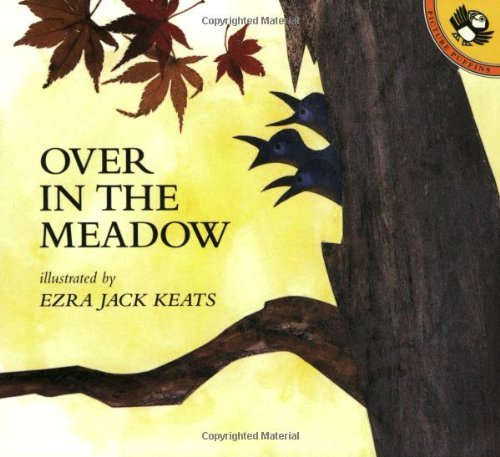 Ezra Jack Keats Over In The Meadow