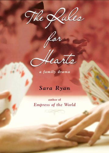 Sara Ryan The Rules For Hearts A Family Drama