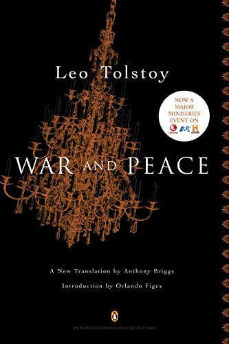 Leo Tolstoy War And Peace (penguin Classics Deluxe Edition)