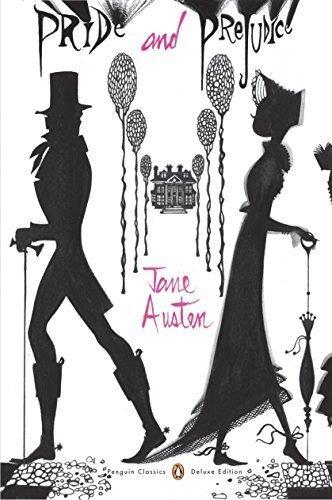 Jane Austen Pride And Prejudice (penguin Classics Deluxe Edition) Deluxe