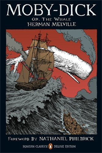 Herman Melville Moby Dick Or The Whale (penguin Classics Deluxe Edition)