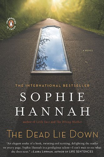 Sophie Hannah The Dead Lie Down A Zailer And Waterhouse Mystery