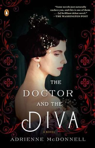 Adrienne Mcdonnell The Doctor And The Diva