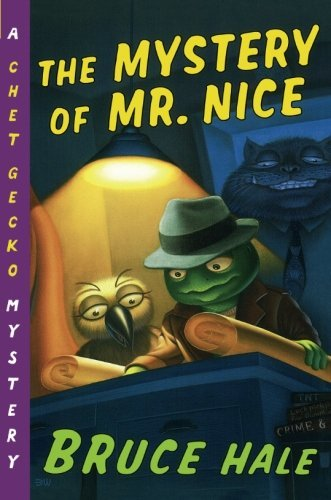 Bruce Hale The Mystery Of Mr. Nice