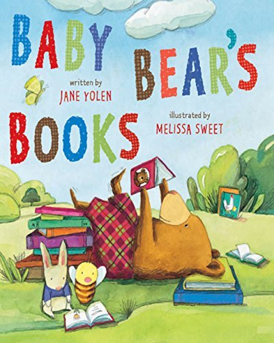 Jane Yolen Baby Bear's Books
