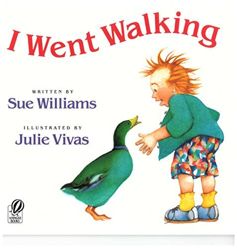 Sue Williams I Went Walking