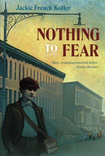 Jackie French Koller Nothing To Fear