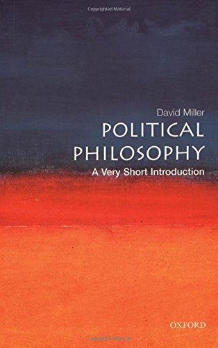 David Miller Political Philosophy A Very Short Introduction