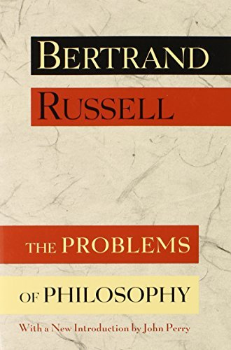 Bertrand Russell The Problems Of Philosophy 0002 Edition;