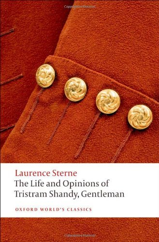 Laurence Sterne The Life And Opinions Of Tristram Shandy Gentlema Revised