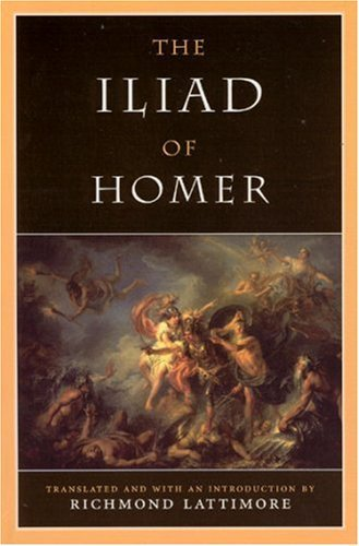 Homer Iliad Of Homer The