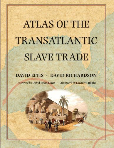 David Eltis Atlas Of The Transatlantic Slave Trade