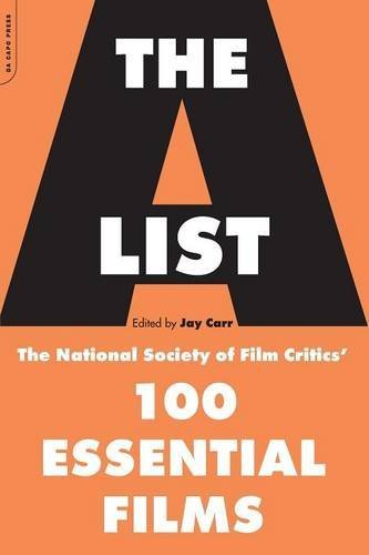 A List The National Society Of Film Critics' 100 A List The National Society Of Film Critics' 100