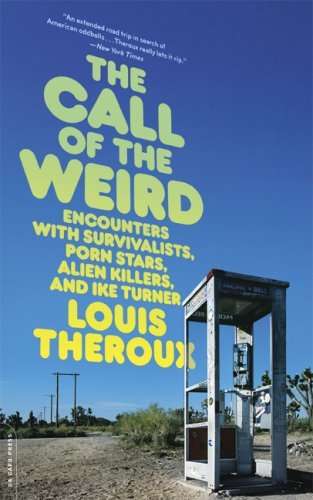Louis Theroux The Call Of The Weird Travels In American Subcultures