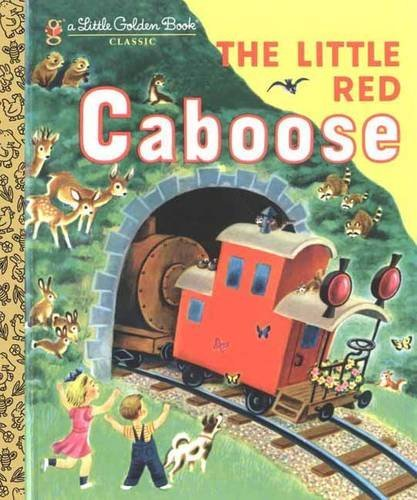 Marian Potter Little Red Caboose The