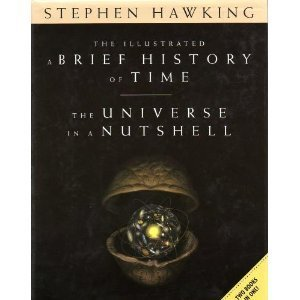 Stephen Hawking Brief History Of Time Universe In A Nutshell Illustrated