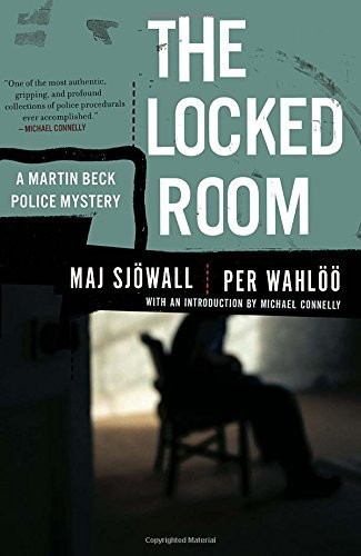 Maj Sjowall The Locked Room A Martin Beck Police Mystery (8) 0002 Edition;