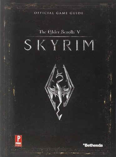David S. J. Hodgson Elder Scrolls V Skyrim Official Game Guide [with Poster]