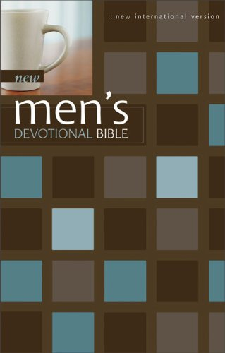 Zondervan Publishing New Men's Devotional Bible Niv Compact