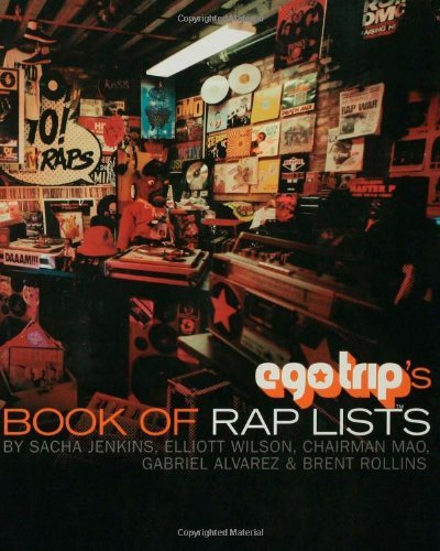 Sacha Jenkins Egotrip's Book Of Rap Lists