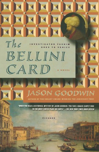 Jason Goodwin The Bellini Card