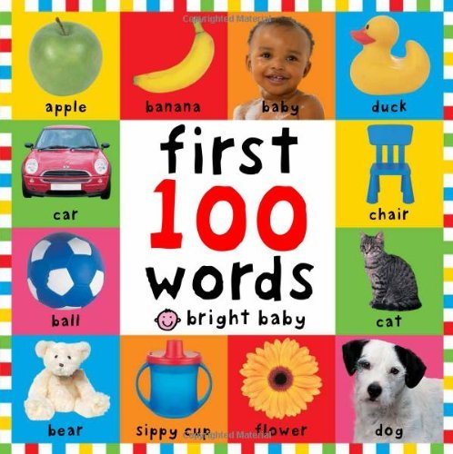 Roger Priddy Big Board First 100 Words