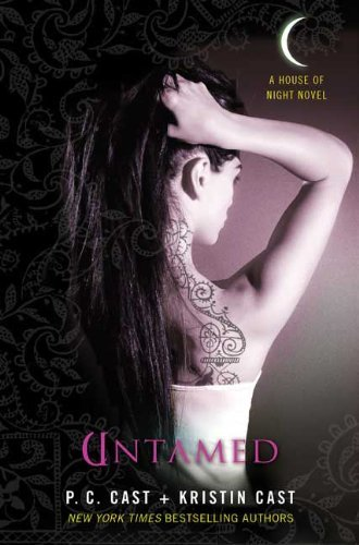 P. C. Cast Untamed A House Of Night Novel