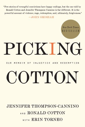 Jennifer Thompson Cannino Picking Cotton Our Memoir Of Injustice And Redemption