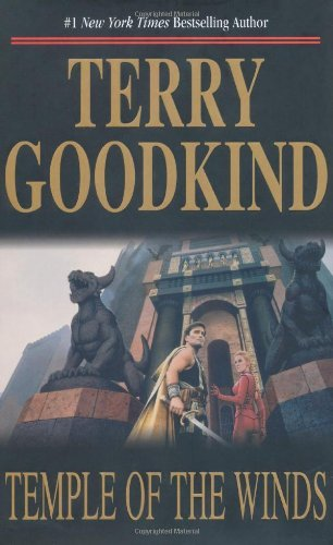 Terry Goodkind Temple Of The Winds Book Four Of The Sword Of Truth