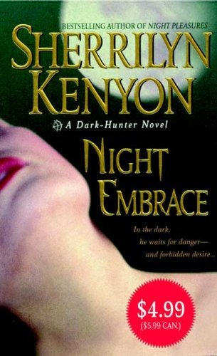 Sherrilyn Kenyon Night Embrace