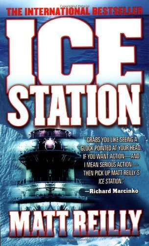 Matthew Reilly Ice Station