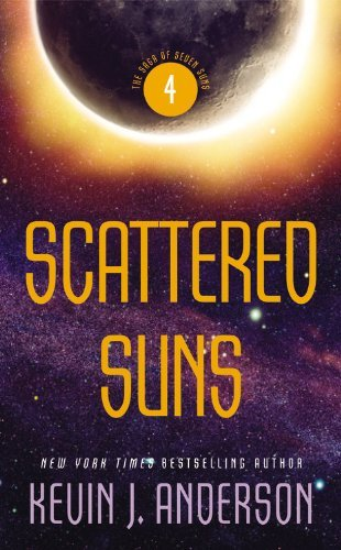 Kevin J. Anderson Scattered Suns