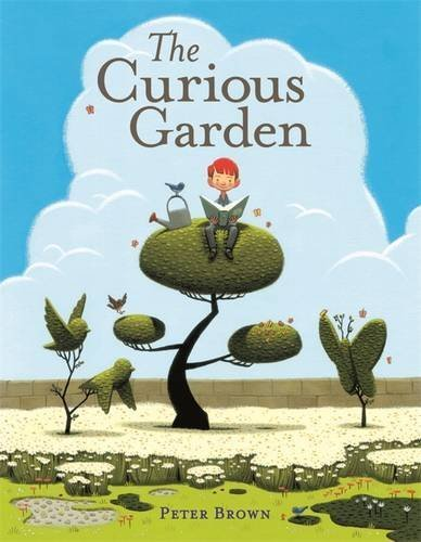 Peter Brown The Curious Garden