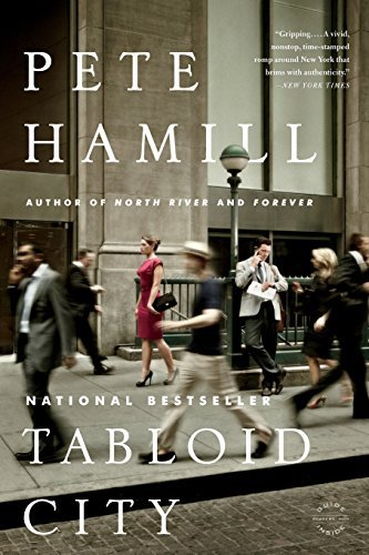Pete Hamill Tabloid City