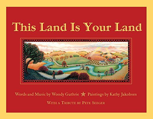 Woody Guthrie This Land Is Your Land 0010 Edition;anniversary