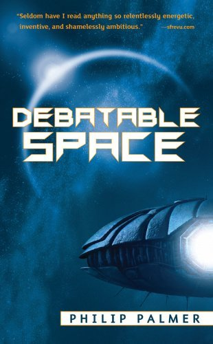 Philip Palmer Debatable Space