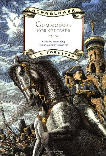 C. S. Forester Commodore Hornblower