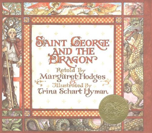 Margaret Hodges Saint George And The Dragon