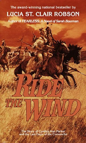 Lucia St Clair Robson Ride The Wind