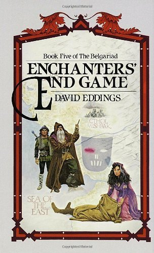 David Eddings Enchanters' End Game