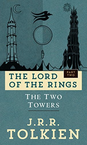 J. R. R. Tolkien The Two Towers The Lord Of The Rings Part Two