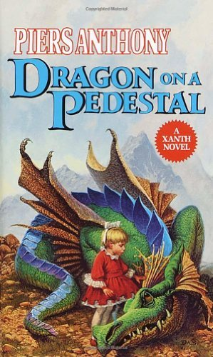 Piers Anthony Dragon On A Pedestal