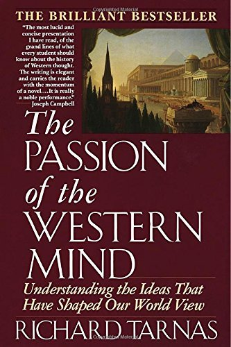 Richard Tarnas Passion Of The Western Mind