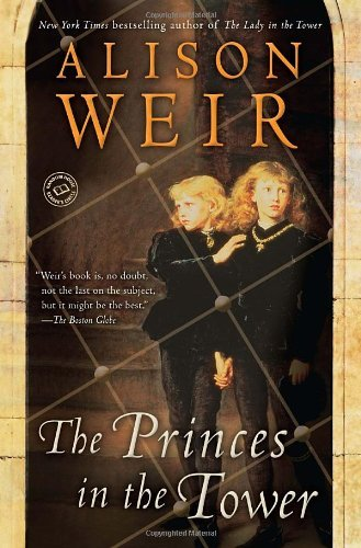 Alison Weir The Princes In The Tower (rkpg)