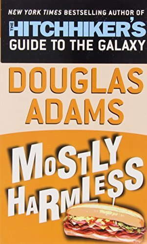 Douglas Adams Mostly Harmless