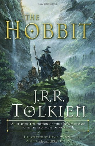 J. R. R. Tolkien The Hobbit (graphic Novel) An Illustrated Edition Of The Fantasy Classic Abridged