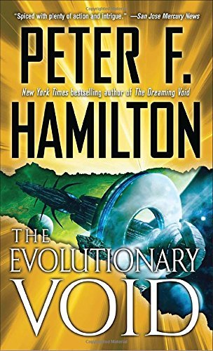 Peter F. Hamilton The Evolutionary Void (with Bonus Short Story If A