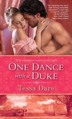 Tessa Dare One Dance With A Duke